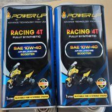 Dầu nhớt Power Up Racing 4T 10W40