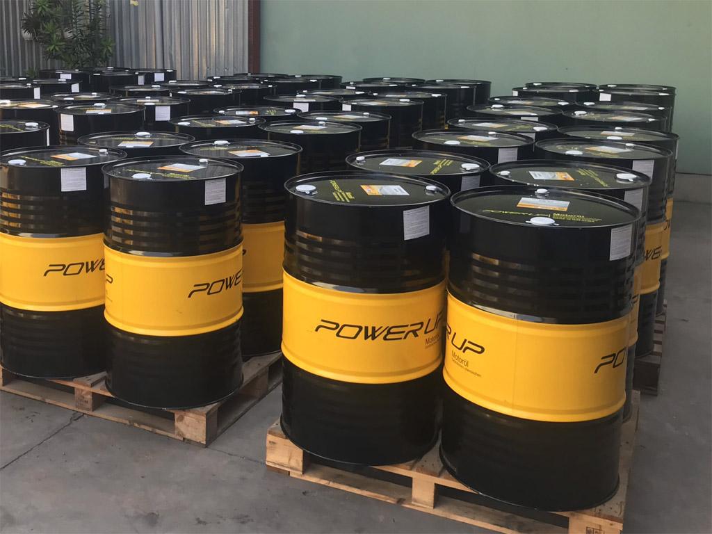 Dầu thủy lực giá rẻ, phân phối dầu thủy lực 32,46,68 giá rẻ trên toàn quốc