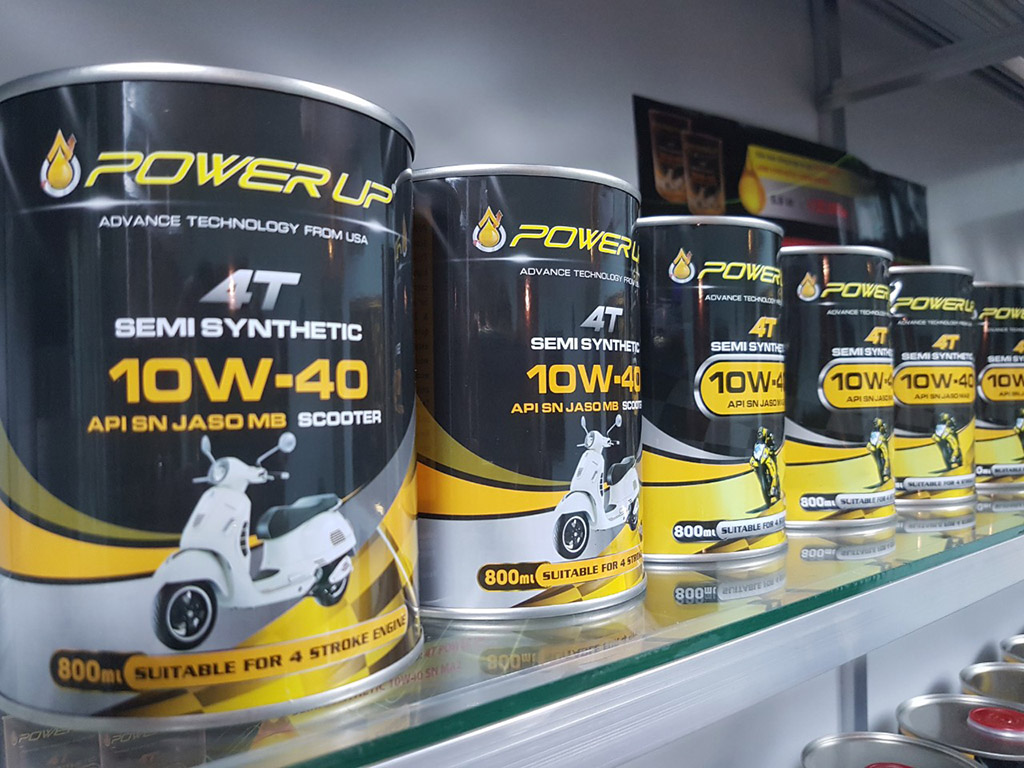 Top 5 loại dầu nhớt xe máy bán chạy nhất hiện nay