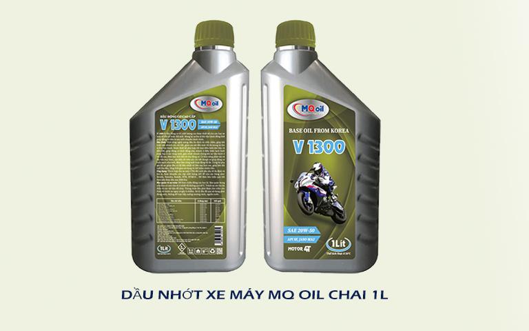 Đại lý dầu nhớt MQ Oil chính hãng tại Hồ Chí Minh