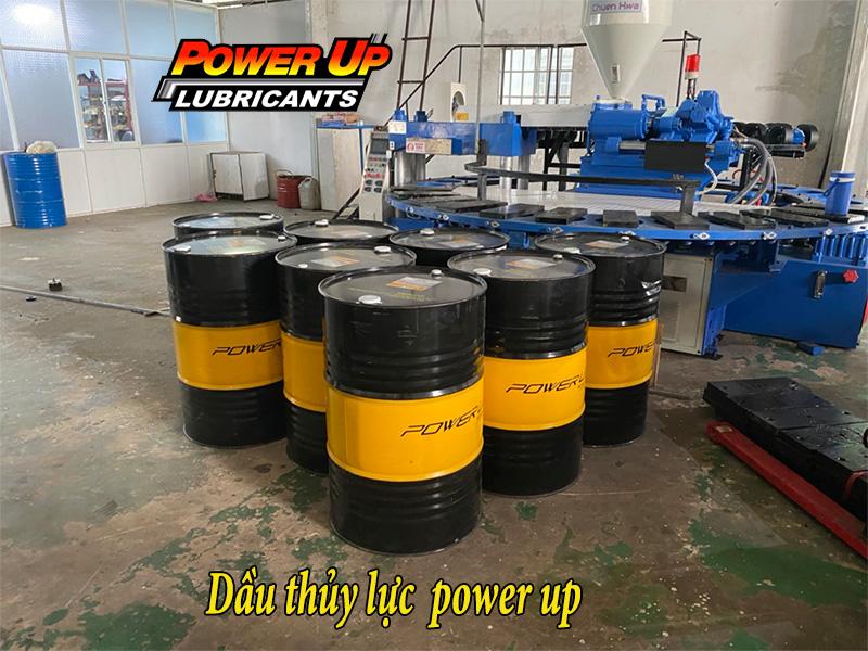 Dầu thủy lực Power up