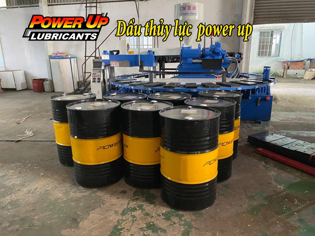 Dầu thủy lực 68 Power up